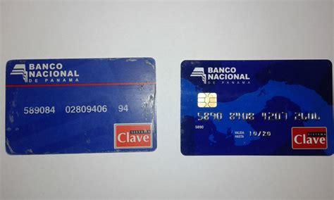 Tarjeta De Credito Banco Nacional Panama - credito ...