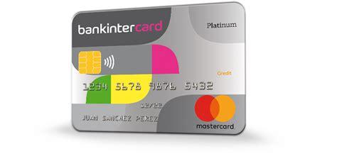 Tarjeta de crédito bankintercard Platinum, 7% descuento en ...