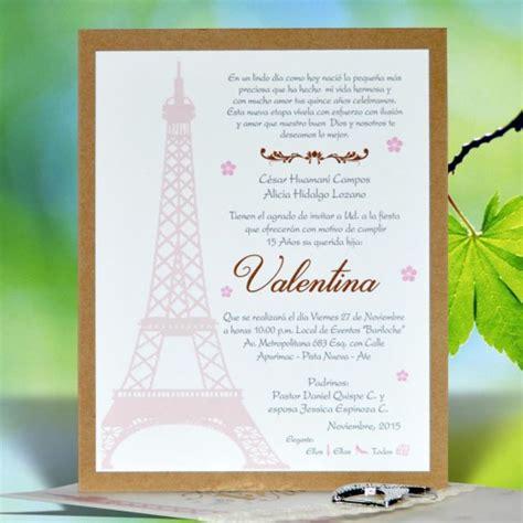 Tarjeta de Invitación para Quince Años  qn 6092    Angels ...