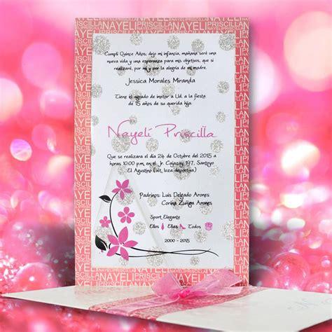 Tarjeta de Invitación para Quince Años  qn 6093    Angels ...