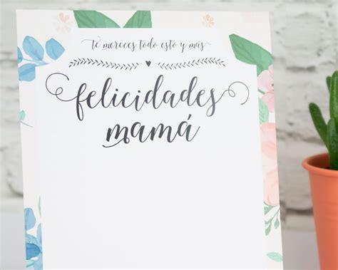 Tarjeta día de la Madre | Sorprende con dulzura - Regalos ...