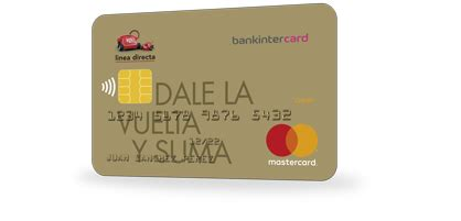 Tarjeta Línea Directa: Ahorra en tus seguros | Bankinter ...