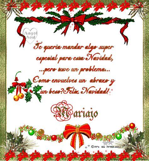 tarjeta navideña mariajo   NUESTRO RINCONCITO PREFERIDO ...