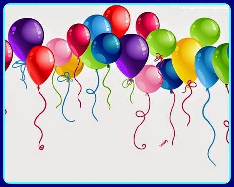 Tarjetas con Globos de Cumpleaños para Imprimir | Feliz ...