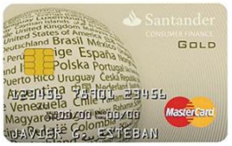 Tarjetas Credito Santander Consumer Finance - prestamos ...