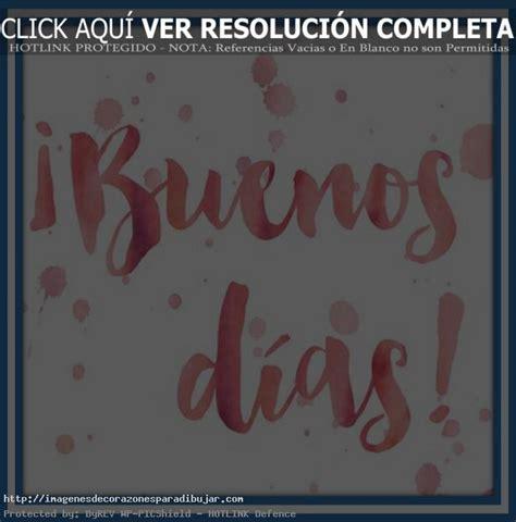 Tarjetas De Buenos Días   Imágenes de Corazones Para Dibujar