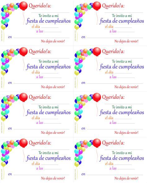 Tarjetas de cumpleaños: gratis para imprimir   ABCpedia