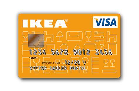 Tarjetas de fidelización: Tarjeta Visa IKEA ...