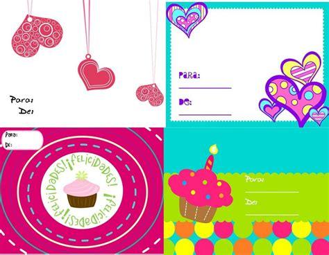 tarjetas para regalos | Tarjetas para