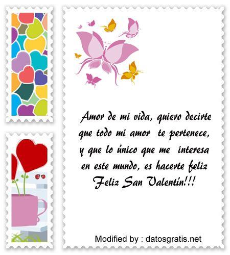 Tarjetas Y Mensajes Bonitos De Amor Para Enviar A Mi Novia ...