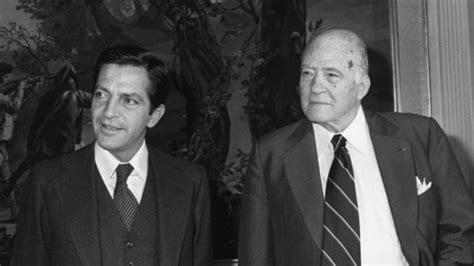 TARRADELLAS primer Presidente de la Generalitat hace 40 ...