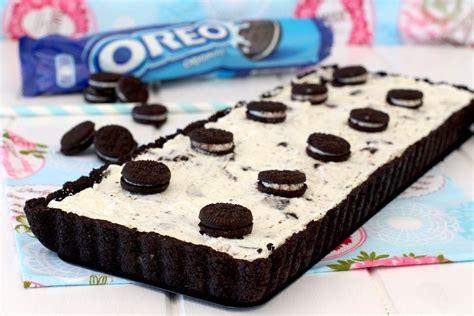 Tarta de Oreo sin horno - Recetas fáciles con galletas Oreo