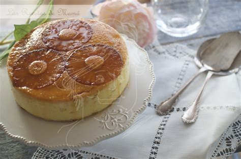 Tarta de piña sin horno. Video receta | Las Recetas de Mamá