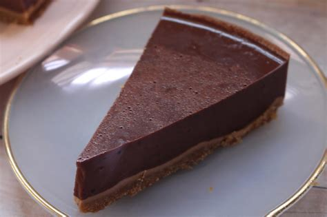 Tarta o pastel de chocolate sin horno (Postre fácil)