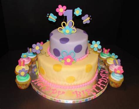 Tartas para niña: La fiesta de su primer cumpleaños