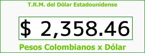 Tasa dolar en diciembre 2014   Trm 29 de diciembre 2014 ...