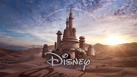 Tatooine Disney logo : StarWars