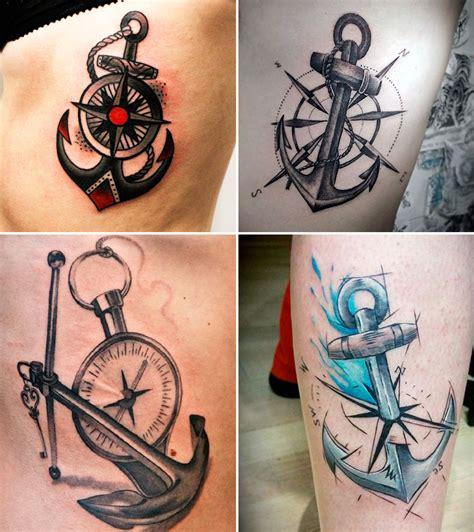 Tatuaggio ANCORA: storia, significato e 200 Foto a cui ...