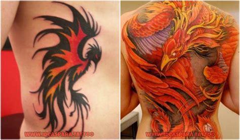 tatuajes ave fenix   Ideas para tatuajes de Hombre