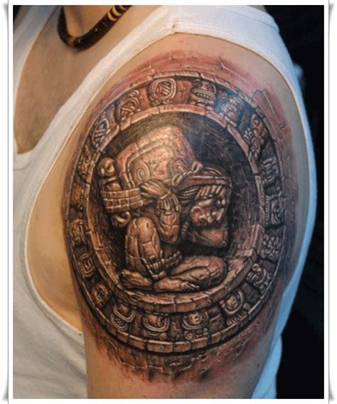 Tatuajes aztecas significado - Imagui