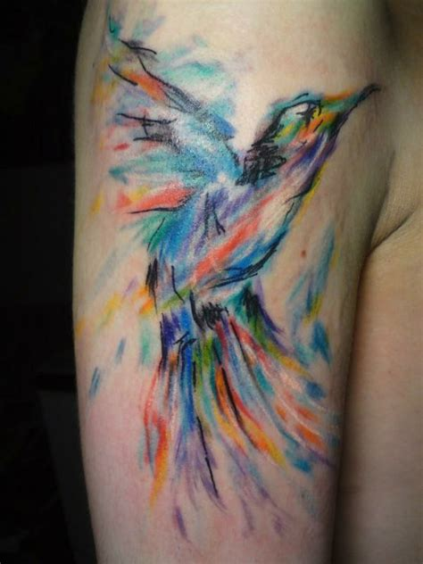Tatuajes de Aves - Bird Tattoos 1 | Tatuajes y Tattoos