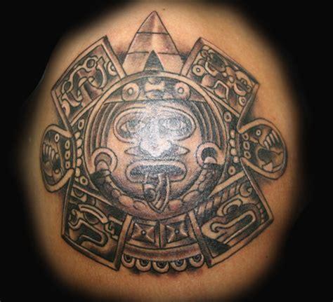 Tatuajes de dioses aztecas - Mundo Tatuajes