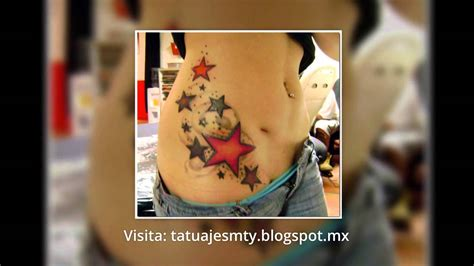 Tatuajes de Estrellas Bonitos - YouTube