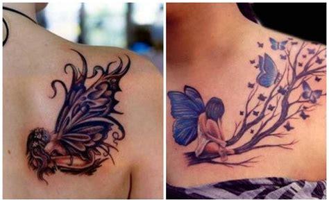Tatuajes de hadas y ninfas para mujeres que quisieron ser ...
