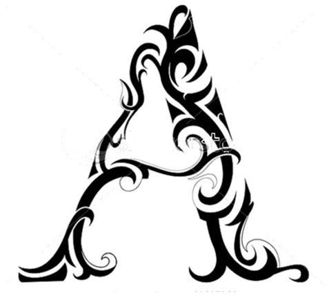 tatuajes de letras iniciales en gotica - ALOjamiento de ...