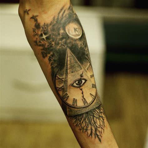 Tatuajes de Pirámides diseños y su Significado | Belagoria ...