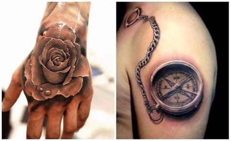 Tatuajes en 3d y diferencia entre tatuajes en tres ...