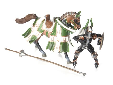 Taurus Tournament Knight on Horse - Kids & Toys