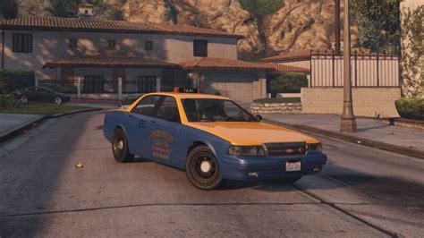 Taxi Driver Missions in GTA 5 — GTA Guide