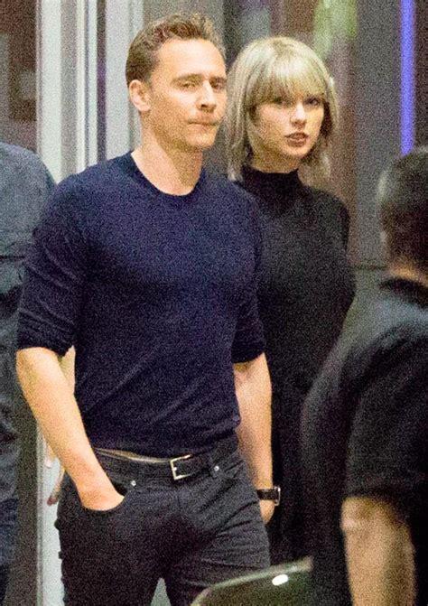 Taylor Swift y Tom Hiddleston son los protagonistas del ...