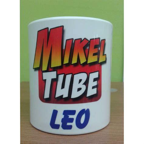 Taza de plástico Mikel Tube - Desmarkat