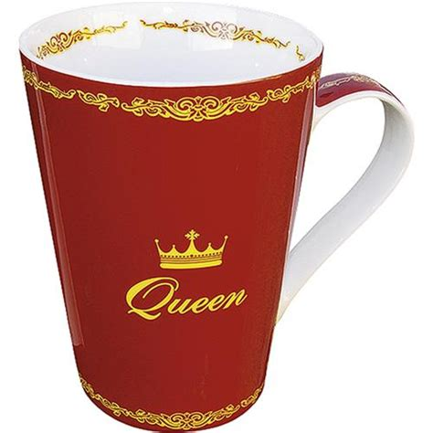 Taza de porcelana La Reina Venta Herbolario on line