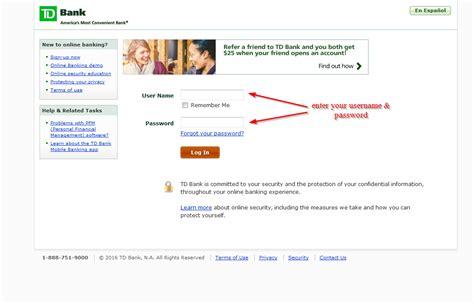 TD Bank Online Banking Login - ???? Login Bank