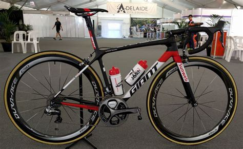 TDU 2017 Tech: Simon Geschke's Sunweb Giant TCR Advanced ...