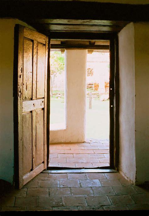 ¿Te atraves a salir por la puerta?