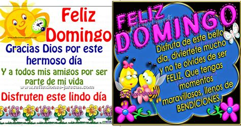 Te deseo un Super Feliz DOMINGO - Dios te bendiga en este ...