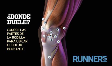 ¿Te duele la rodilla? Conoce más sobre lesiones | Runners ...