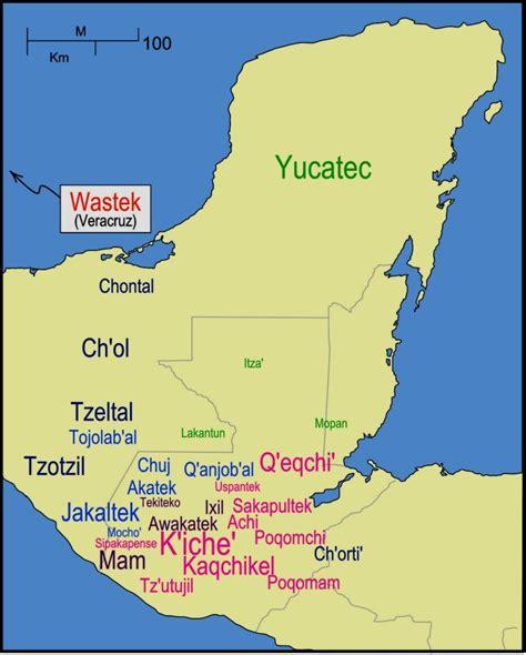 ¿Te interesa saber un poco acerca de la lengua maya?