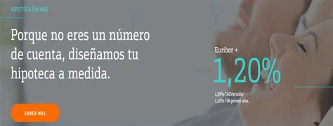 TE RECOMENDAMOS: HIPOTECA SIN MAS DE BANKINTER — MIS EURITOS