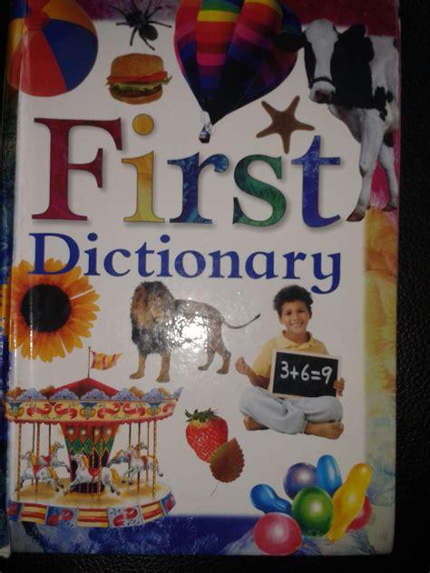 Teach Basic Dictionary Skills; My Dictionary Worksheet 1 ...