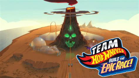 Team Hot Wheels, Build the Epic Race | Hot Wheels
