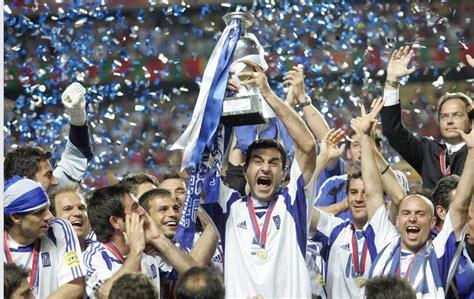 Teams of the Decade, #1: Greece, Euro 2004   Γλέντι