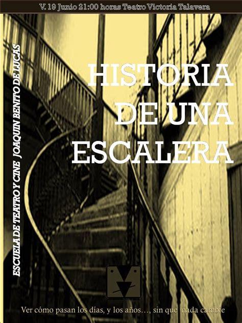 TEATRO HISTORIA DE UNA ESCALERA en Talavera de la Reina