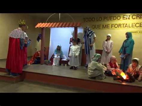Teatro musical de los niños por Navidad   YouTube