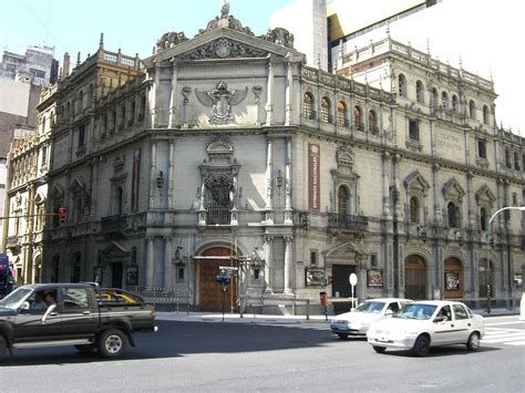 Teatro Nacional Cervantes - Wikipedia