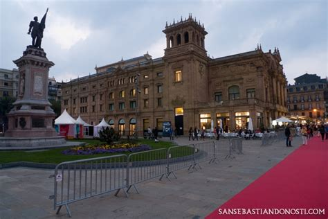 Teatro Victoria Eugenia 62 Festival de cine - Foto de San ...